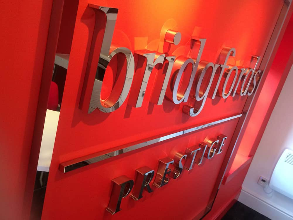 Office Branding Signage