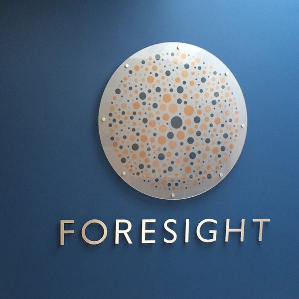 Window Films & Office Signage for Foresight